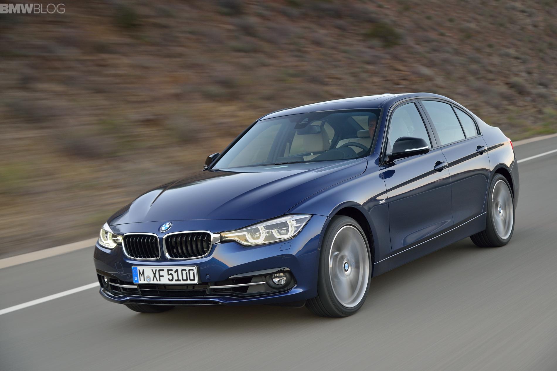 BMW SERIA 3 2015 de inchiriat