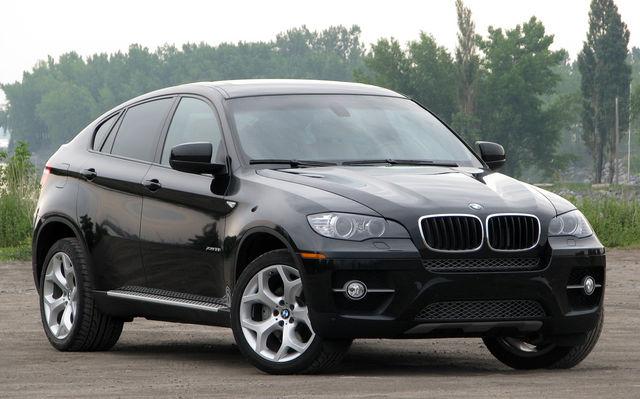 BMW X6 de inchiriat